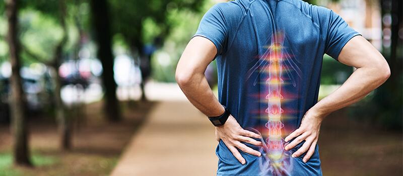 Παθήσεις της σπονδυλικής στήλης που προκαλούν χρόνιο πόνο